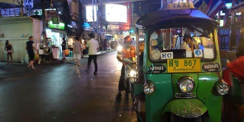 que ver en tailandia bangkok