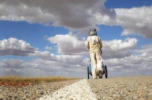 Nacho Dean Earth wide walk