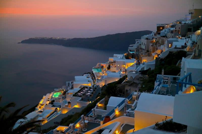 que ver en grecia Imerovigli