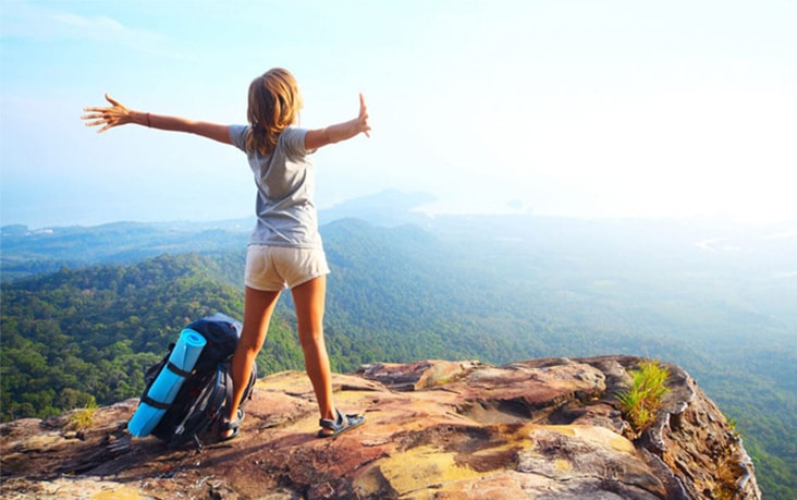 blog de viajes de éxito