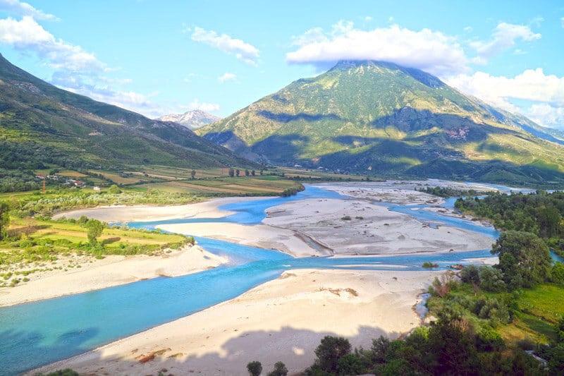 albania lugares de interes