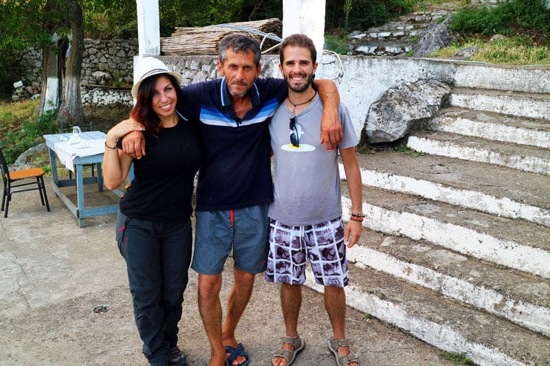 albania que ver