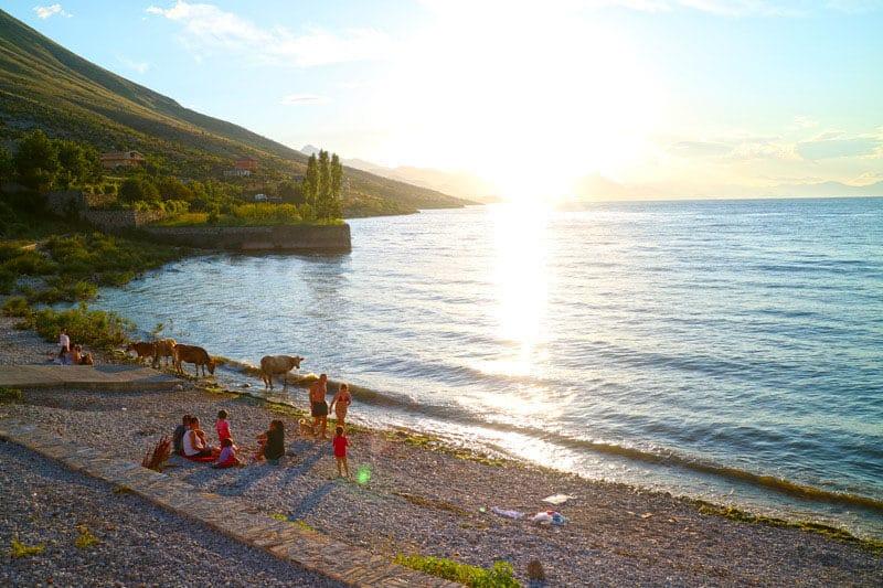 albania playas