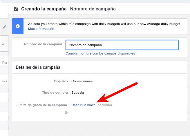 campañas de publicidad en facebook