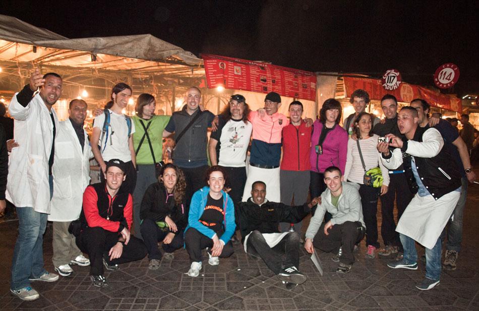 Planificar viajes en grupo te ayuda a conocer la fuerza de grupo.