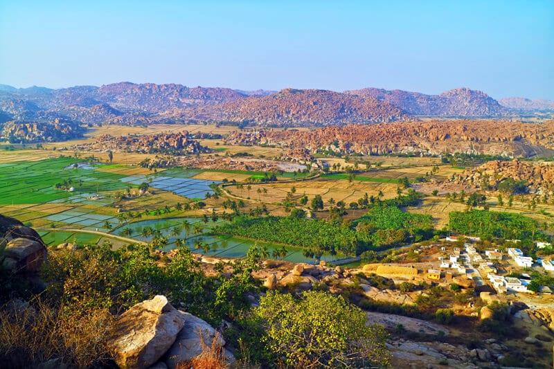 ruta norte india