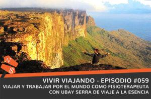 Ubay Serra un viaje a la esencia