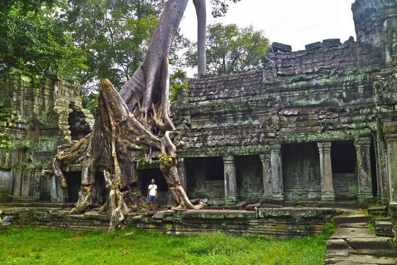 el tiempo en camboya