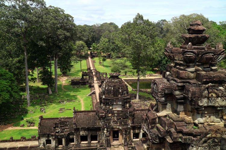 que visitar en camboya