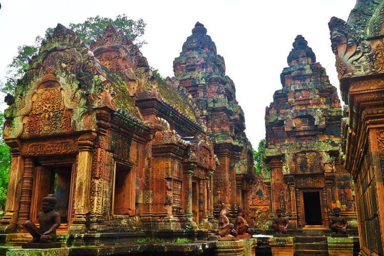 camboya que ver