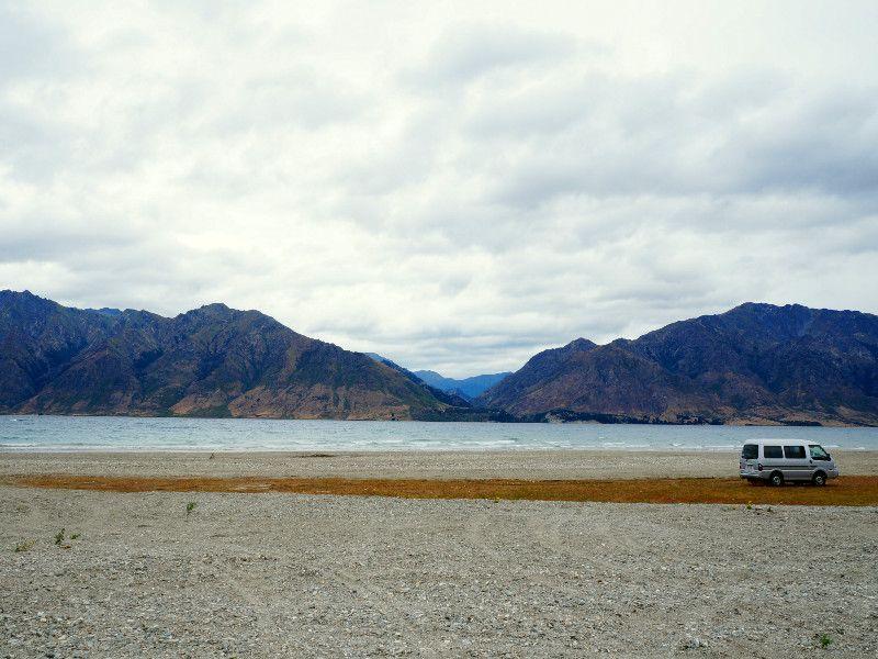 Free camping Nueva Zelanda