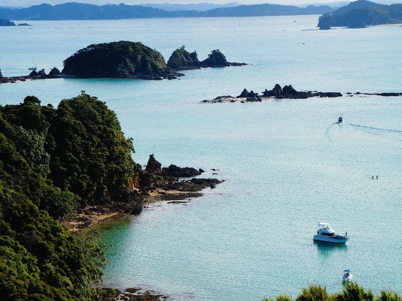 Bay of Islands Nueva Zelanda