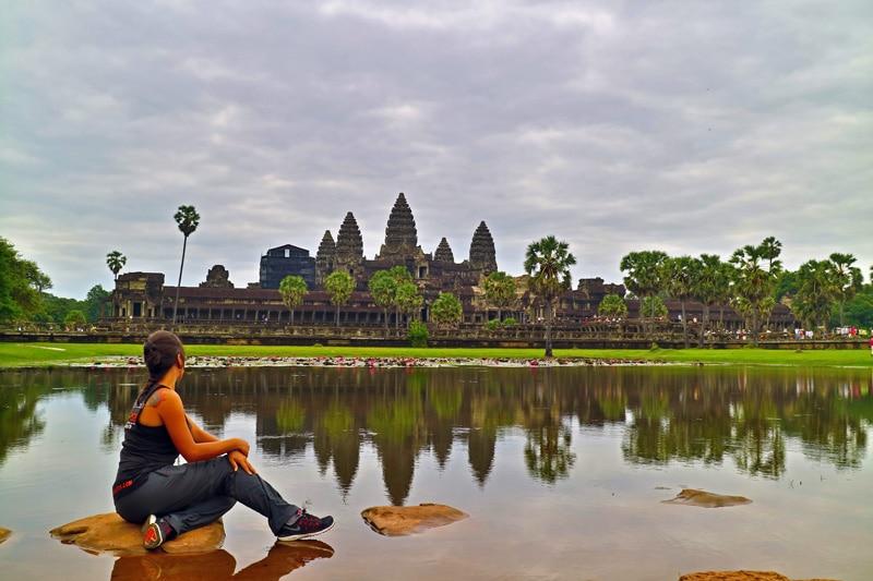 viajar a camboya que ver