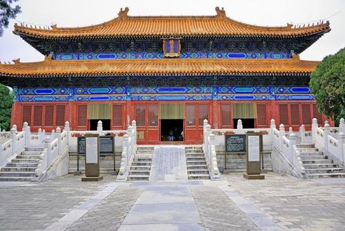 que ver en pekin tumbas dinastia ming