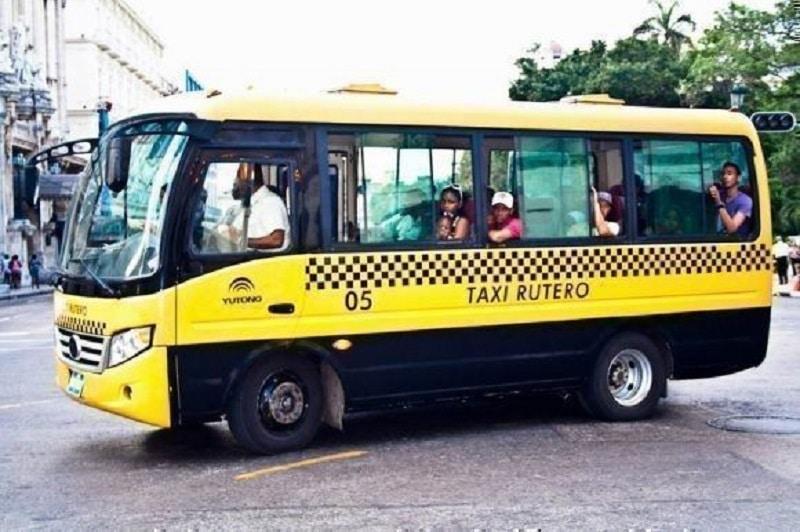 Puedes viajar a cuba barato usando este taxi rutero en la Habana