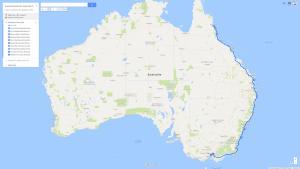 viajar por Australia