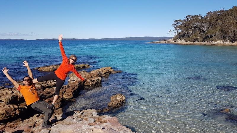 viajar a australia desde españa