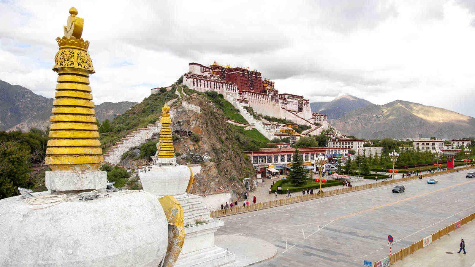 viajar al tibet