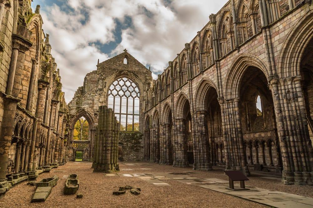 Que ver en Edimburgo: Palacio de Holyrood