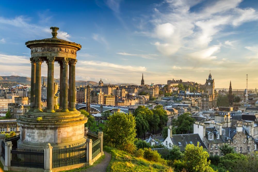 Que ver en Edimburgo: Calton Hill