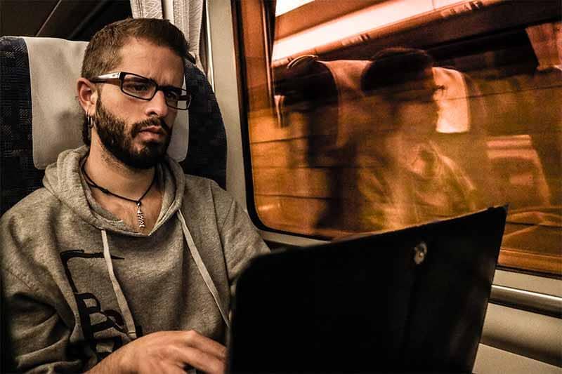 productividad trabajar viajando