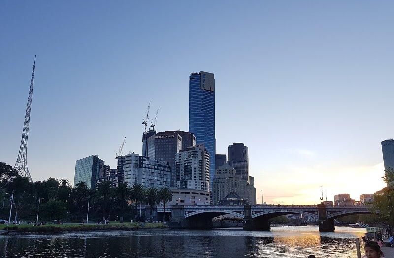Viajar a Melbourne