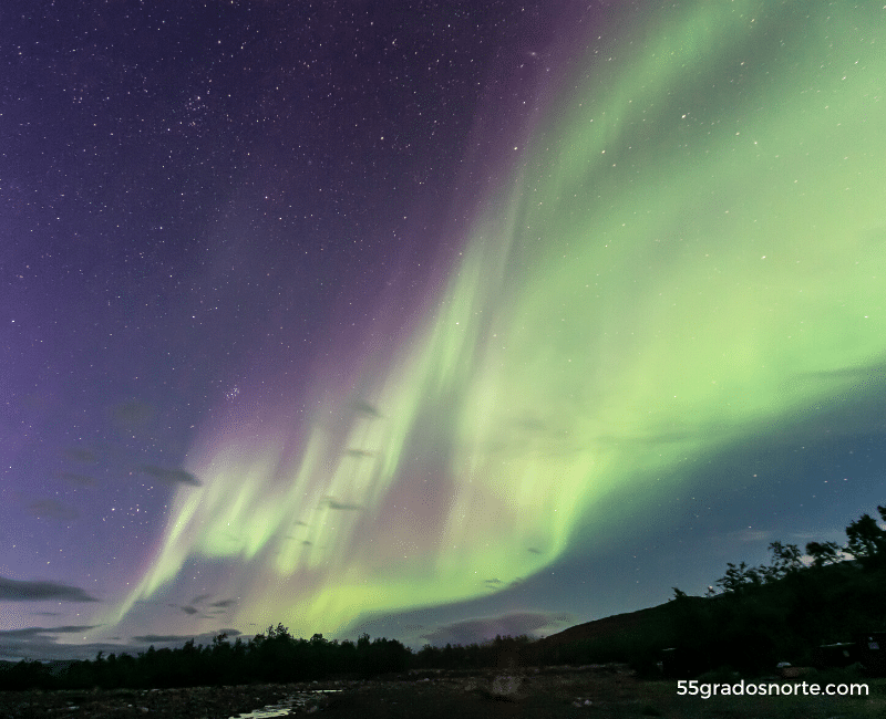 Dónde ver auroras boreales, consejos para ver la aurora boreal