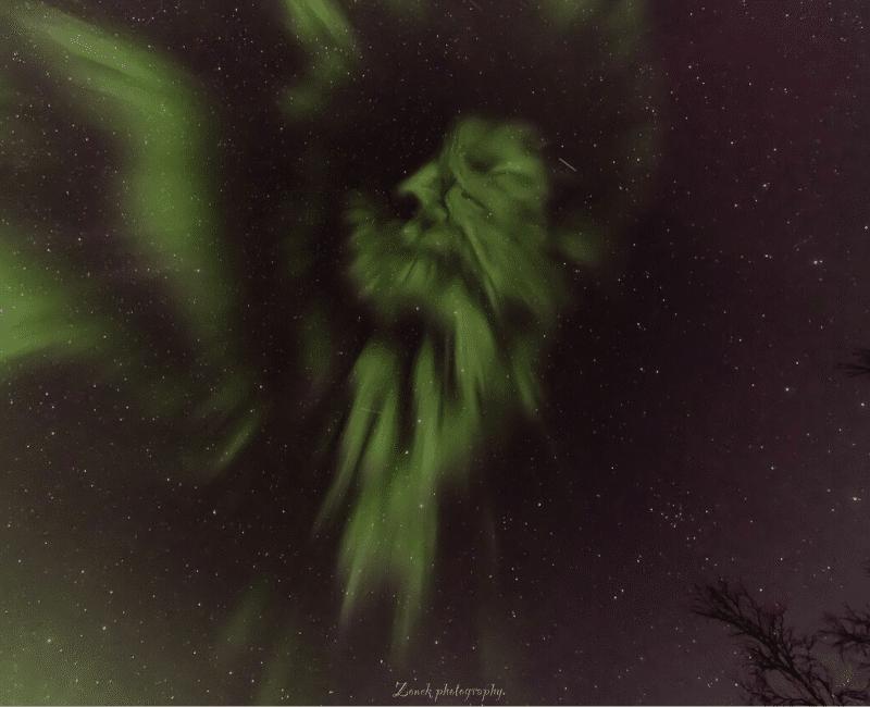 donde ver la aurora boreal y mejor epoca para ver las luces del norte
