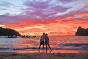 lugares para viajar en pareja