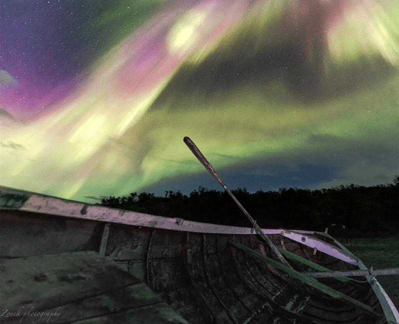 guia para ver auroras boreales