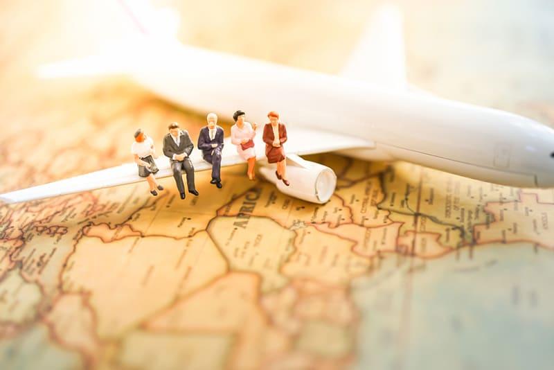 asesor de viajes