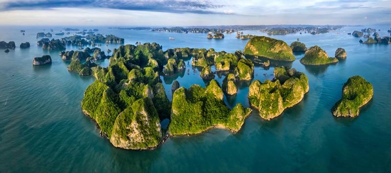 mejores lugares para visitar en vietnam