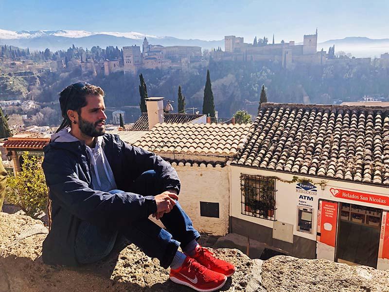 Granada, la ciudad más bonita del mundo