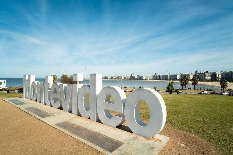 Viajar a Montevideo