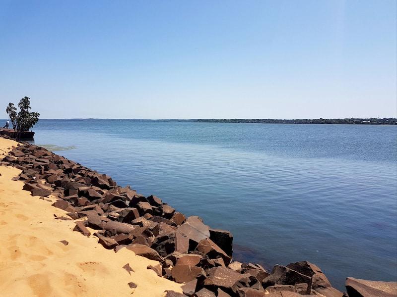 playas paraguay encarnacion