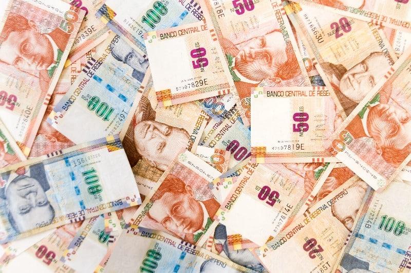 Peru moneda