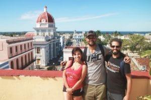 Nómada digital en Cuba