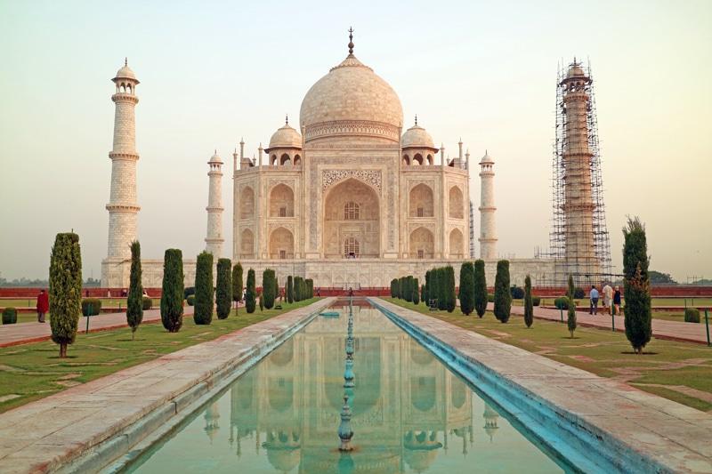 viajar a la india y que ver