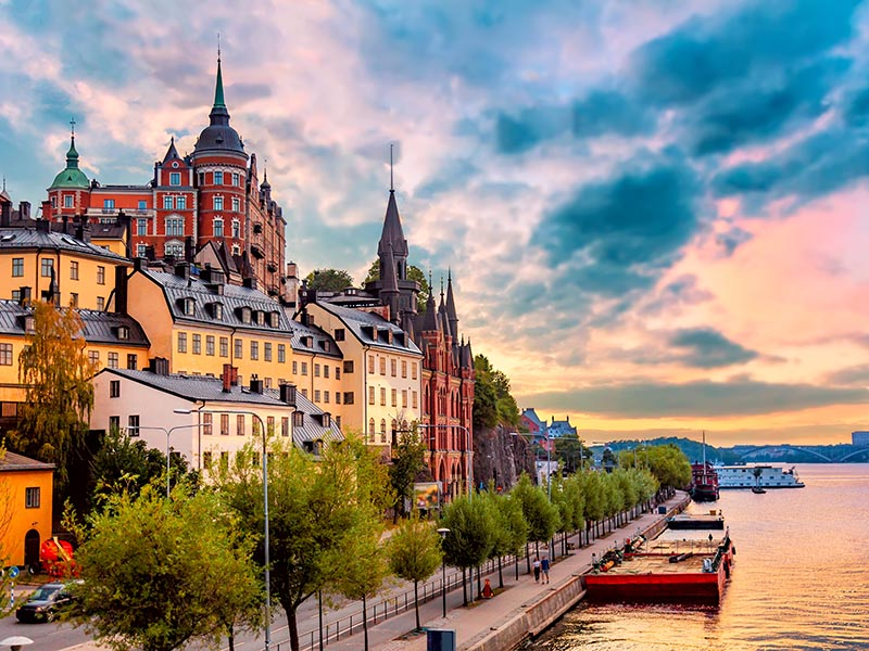 Que ver en Estocolmo