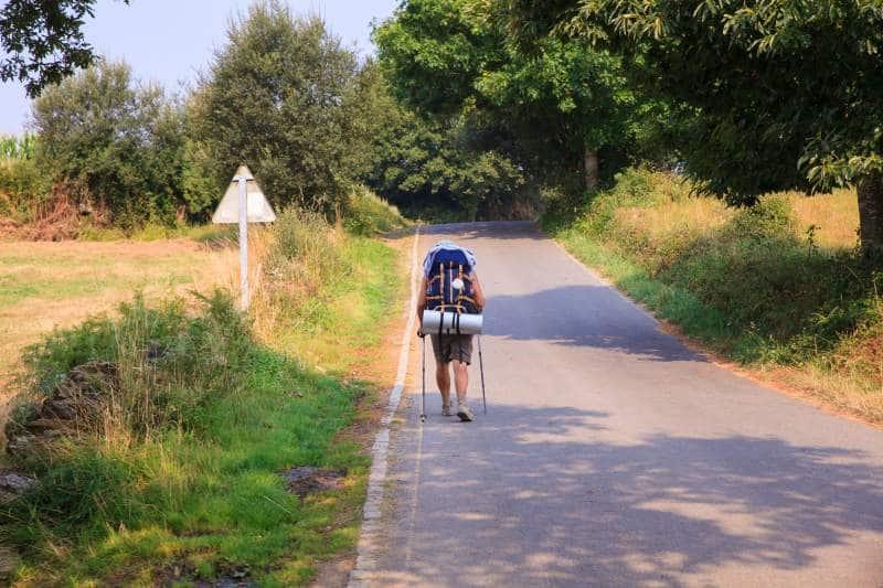 Preparación física para el Camino de Santiago