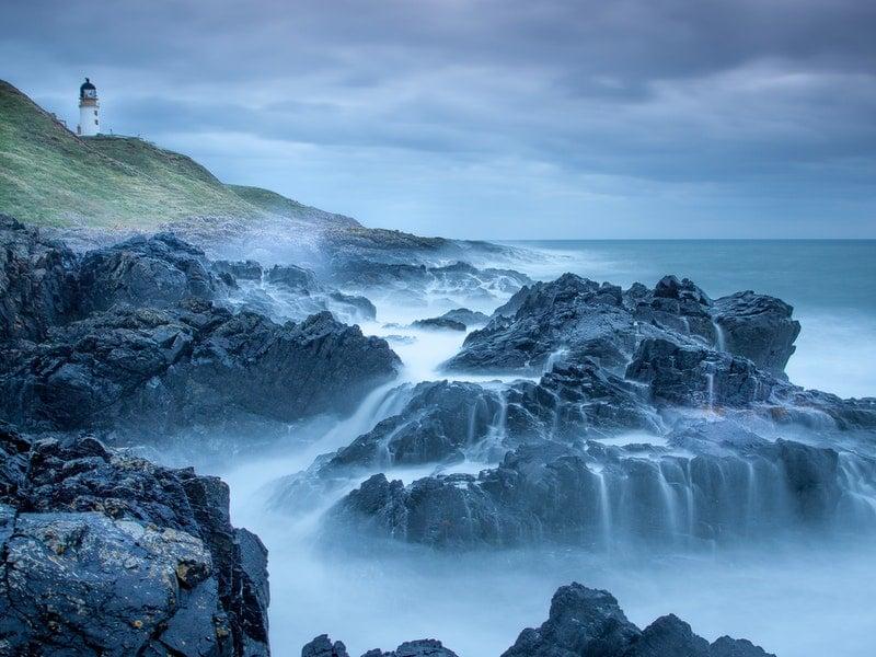 Escocia es un lugar lleno de magia y misterios