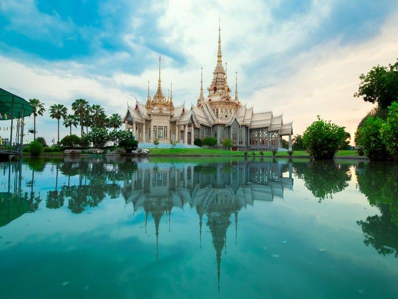 Tailandia ofrece vistas y gastronomía para disfrutar sin límite