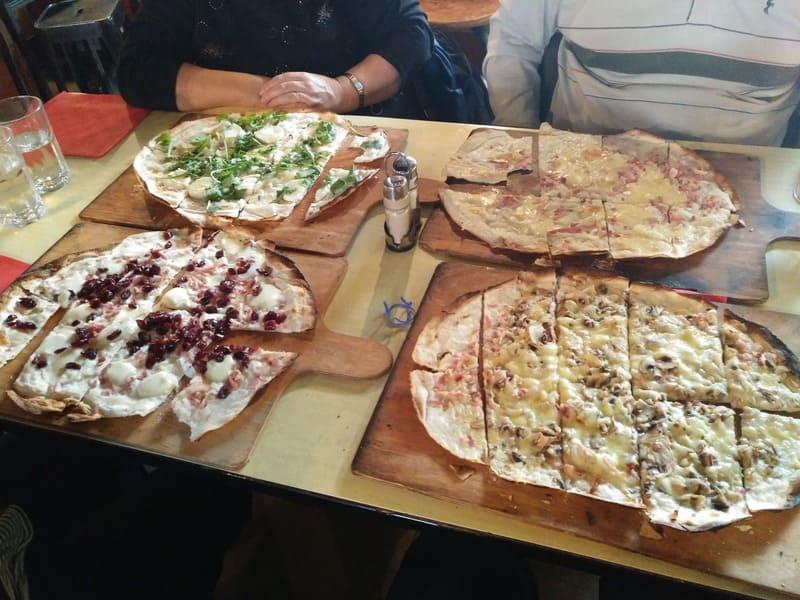La gastronomía de Alsacia es una maravilla que tienes que probar.