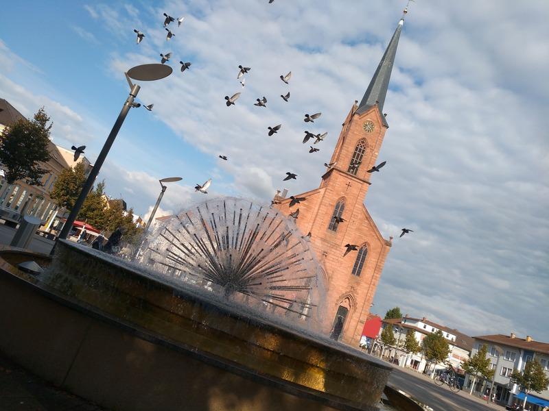 Kehl recibe mucho turismo gracias a Estrasburgo.