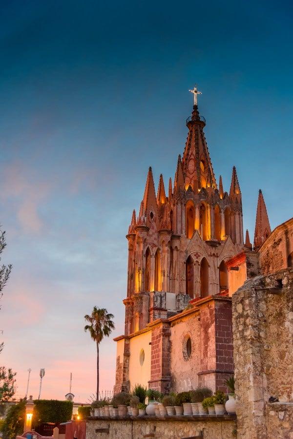 San Miguel Allende que ver en México